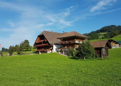 Ferienwohnung und Stöckli Berger Eriz